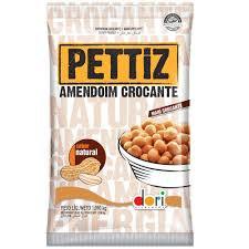 Amendoim Pettiz Natural Dori 1,010kg