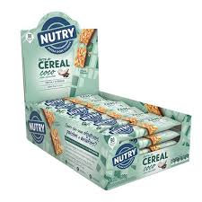 Barra de Cereal Nutry Coco com Chocolate - Dp com 24 un de 22g Nutrimental