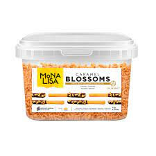Blossoms Caramelo Mona Lisa 1Kg Callebaut