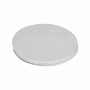 Base Espumada Circular 15 Branca c/400  Disco 15 Darnel