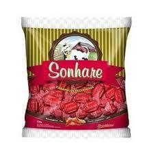 Bala Sonhare Amendoim 600g Forestal