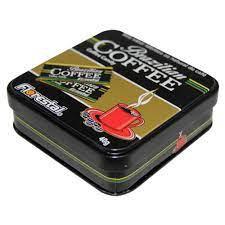 Brazilian Coffee 40g lata Florestal