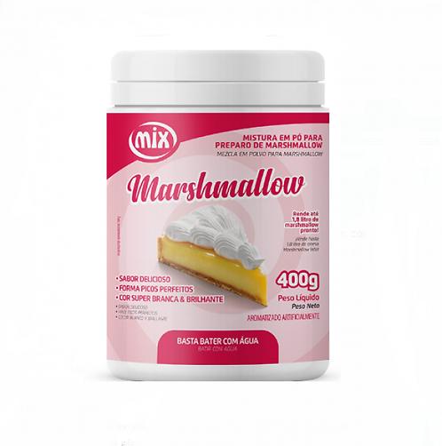 Mistura em Pó para Preparo de Marshmallow 400g Mix