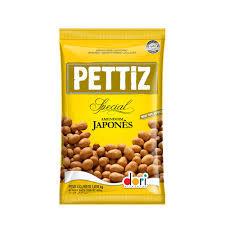Amendoim Pettiz Special  Japonês 1,010g Dori