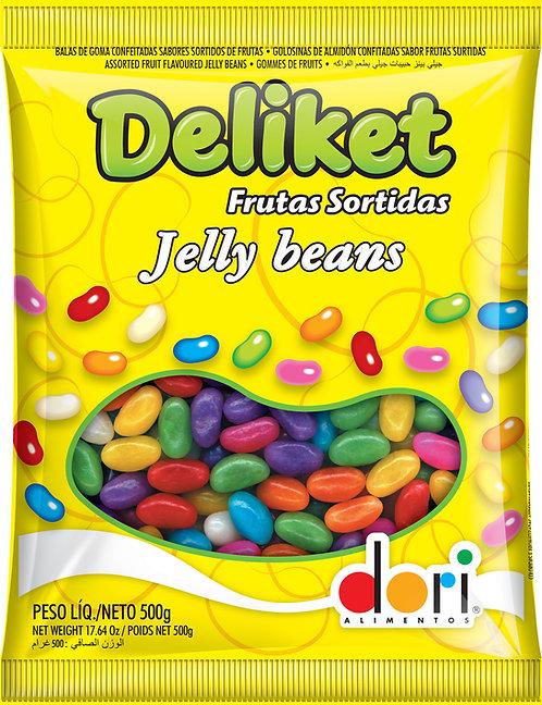 Confeito Deliket 500g Dori