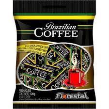 Bala Brazilian Coffee 120g Florestal