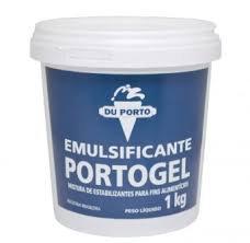 Emulsificante Porto Gel 1kg Du Porto