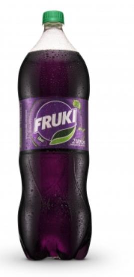 Fruki Uva  2 litros