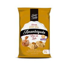 Biscoito Doce de Leite 120g Petit Sable