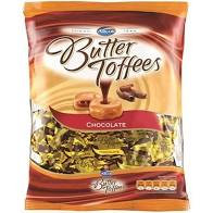 Bala Butter Toffees Chokko Chocolate 500g Arcor