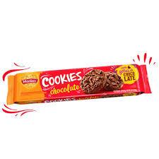 Biscoito Cookies Chocolate 80g Marilan