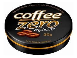 Bala Coffee Zero Açúcar 20g Florestal