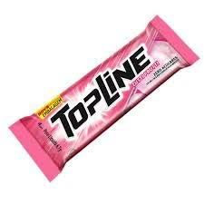 Chicle Topline Tutti Frutti - Display c/ 20un Arcor