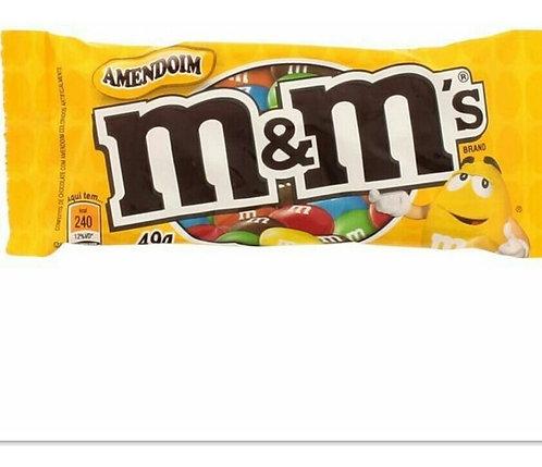 M&m's  Amendoim 45g