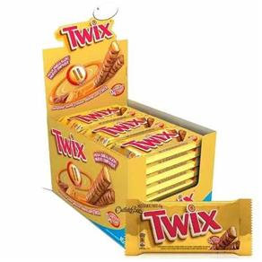 Twix Original Display c/ 18un de 40g