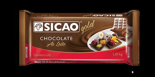 Chocolate Sicao Gold Ao Leite 1Kg