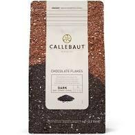Chocolate DARK Flakes 4D Callebaut 1k