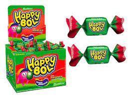 Chicle Happy Bol Melancia 140g Boavistense