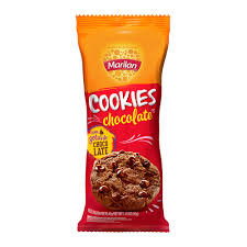 Biscoito Cookies Chocolate 40g Marilan