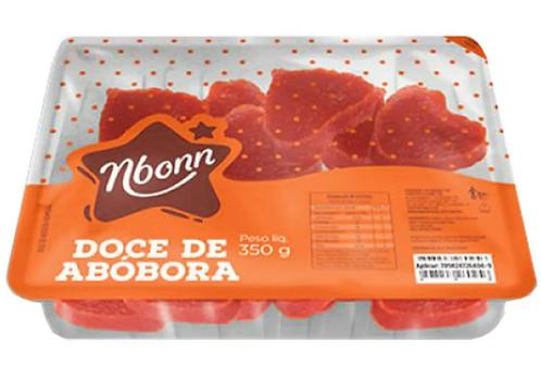 Doce de Abóbora c/ 8 unidades - Nbonn