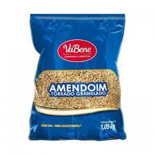 Amendoim Torrado Granulado 1,05Kg - VaBene