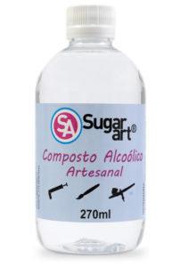 Composto Alcoólico Artesanal Sugar Art 270ml