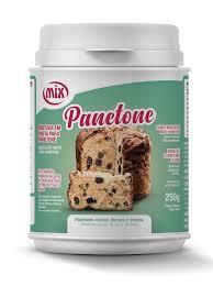 Preparado para Panettone Pasta 250g Mix
