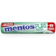 Mentos Pure Fresh Wintergreen c/ 14un de 16g Perfetti