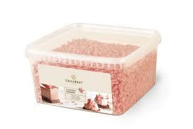 Blossoms Callebaut sabor Morango 1kg