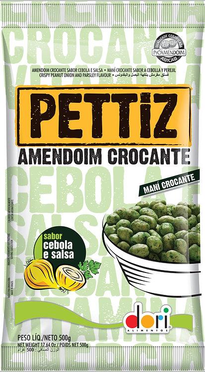 Amendoim Pettiz Cebola e Salsa 500g Dori