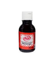 Aroma Idêntico de Morango 30 ml Mix