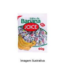 Bala Bananinha 60g Joice