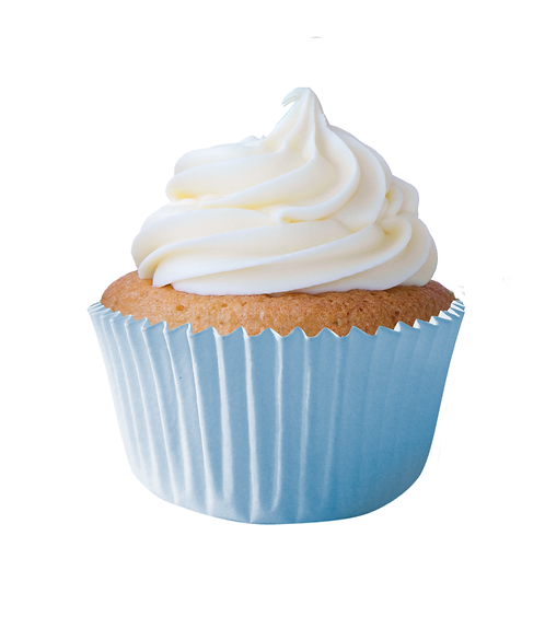 Forminha Greasepel Cupcake Azul Bebe  N.0 Lisa 45 un. Mago