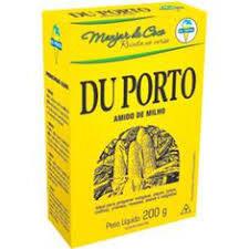 Amido de Milho 200g Du Porto
