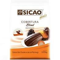 Cobertura Fracionada Blend Mais Fácil 2,05Kg Sicao