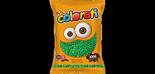 Coloreti Mini Verde Jazam 300g