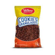 Cookies Granulados sabor Chocolate 1,0Kg VaBene