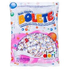 Bala Bolete Tutti Frutti 600g Dori