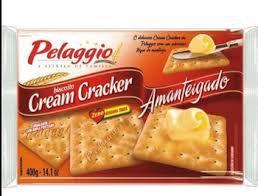 Biscoito Cream Craker Amanteigado  3X1 400g Prodasa