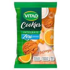 Cookies Zero Integral Laranja 80g Vitao