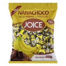 Bala Nanachoco Pacote  600g Joice