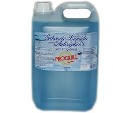 Sabonete Líquido Sem Fragância Proquill c/ 5l - ST