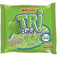 Bala Tribala maçã Verde  500g Peccin