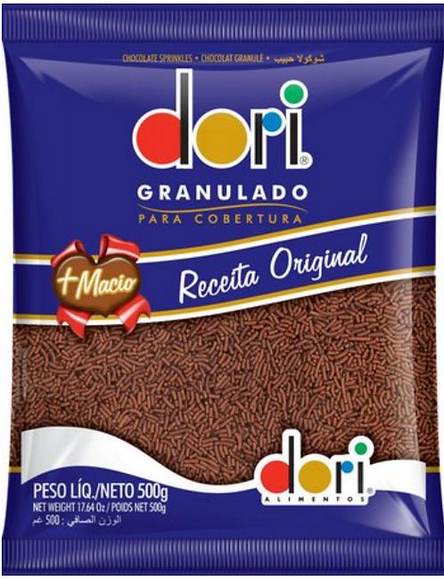 Granulado de Chocolate 500g - Dori