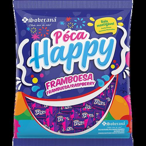 Bala Poca Framboesa 500g Soberana