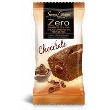 Bolo Chocolate Zero Recheado com Chocolate 15X40G Santa Edwiges