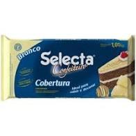Cobertura Confeiteiro Chocolate Branco 1,01Kg Selecta