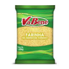 Farinha de Amendoim Torrado - 1,05Kg - VaBene