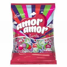 Pirulito PB Amor Amor Sortido 1k Neugebauer