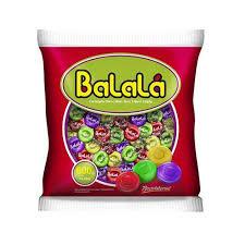 Bala Balala Sortida 500g Florestal